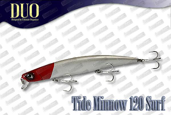 DUO Tide minnow 120 Surf