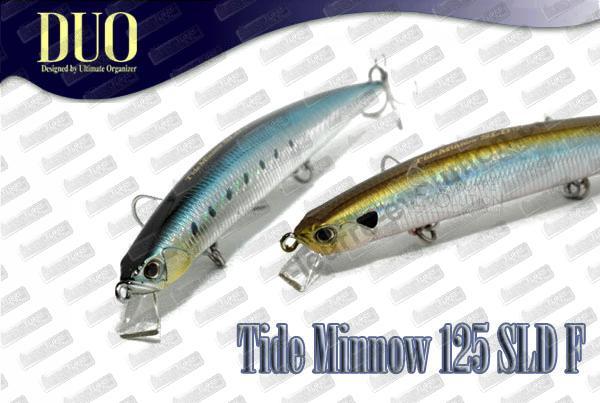 DUO Tide Minnow 125 SLD