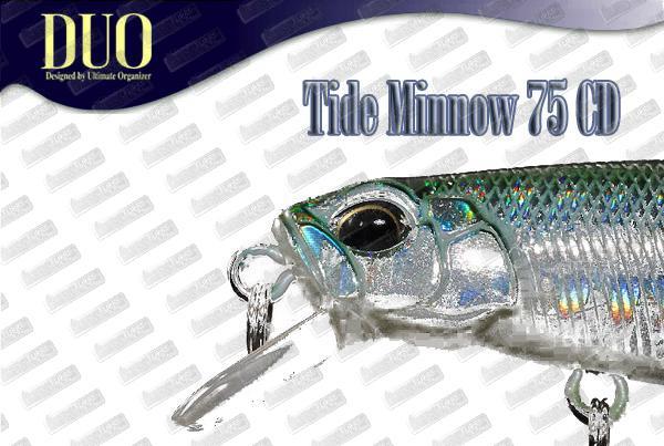DUO Tide Minnow 75 CD