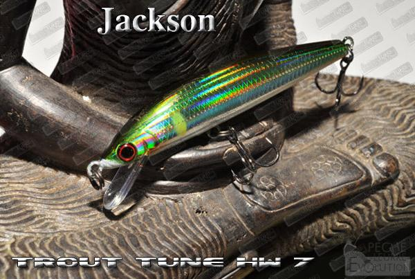JACKSON Trout Tune HW 70