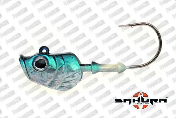 SAKURA Jig Head Fishead