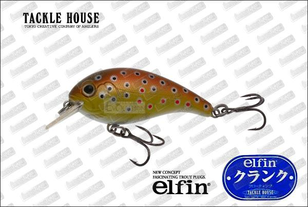 TACKLE HOUSE Elfin Crank