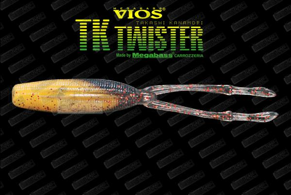 MEGABASS TK Twister Hi-Float