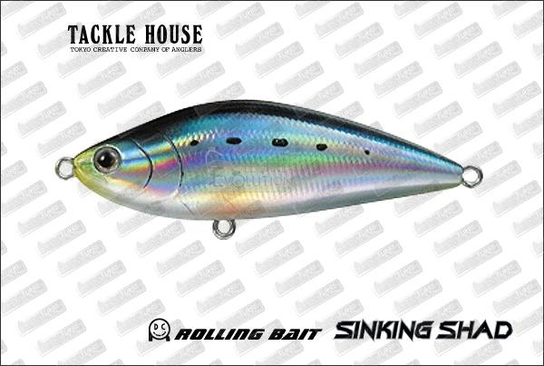 TACKLE HOUSE Sinking Shad