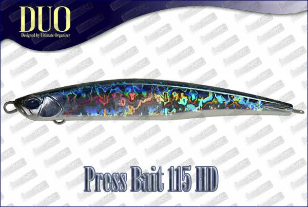 DUO PressBait 115 HD
