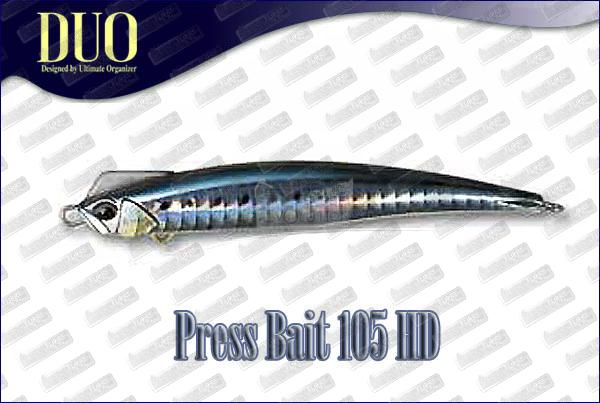 DUO PressBait 105 HD