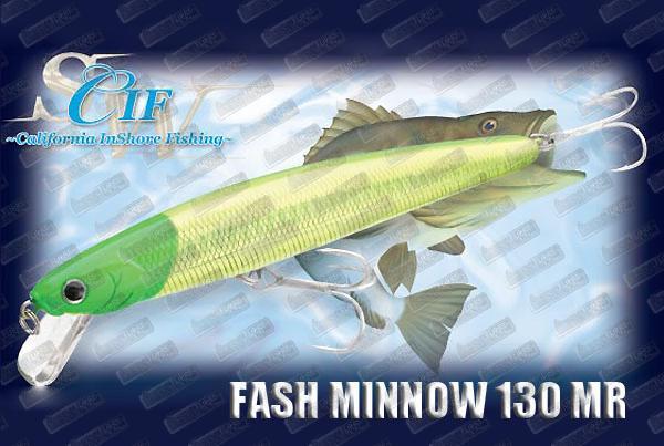 LUCKY CRAFT SW Flash Minnow 130 MR