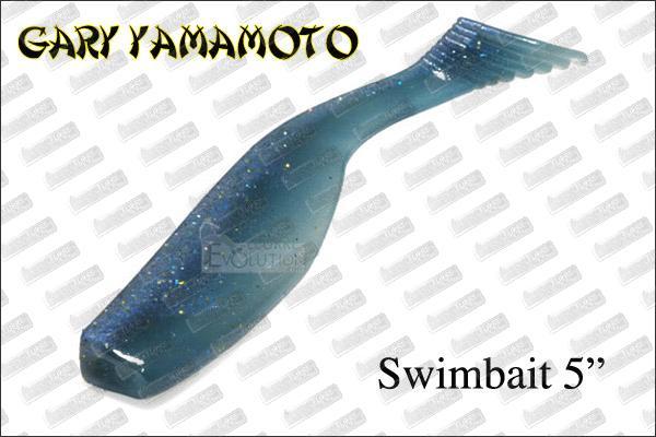 GARY YAMAMOTO Swimbait 5''