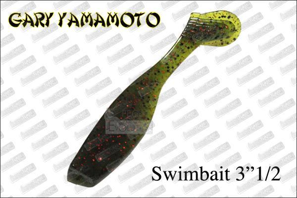 GARY YAMAMOTO Swimbait 3''1/2