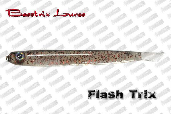 BASSTRIX Flash Trix 4''