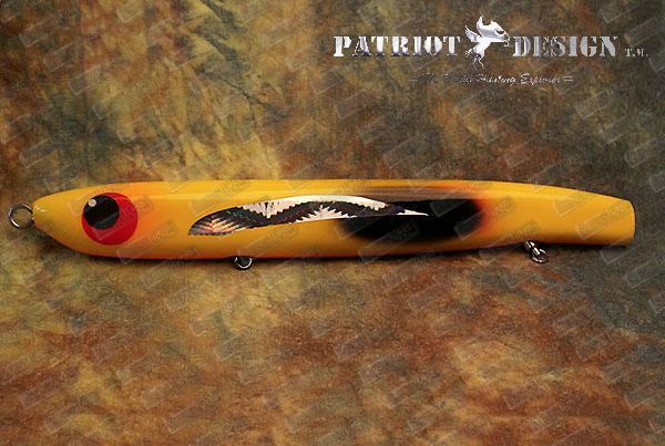 PATRIOT DESIGN Patrol 345 SPEC