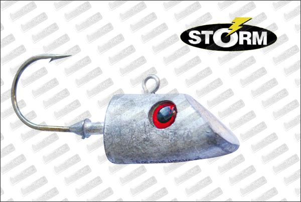 STORM Lip Weight Shad Fixe