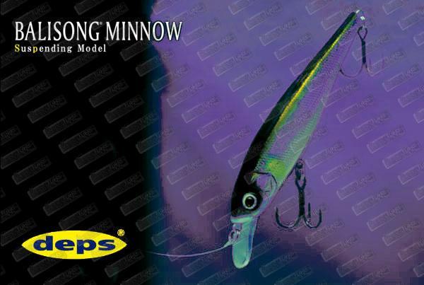 DEPS Balisong Minnow 100 SP