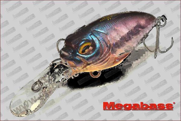 MEGABASS MR- X Cyclone