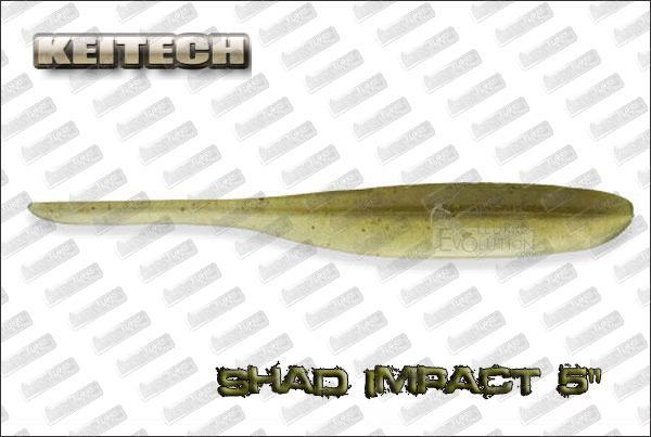 KEITECH Shad Impact 5''