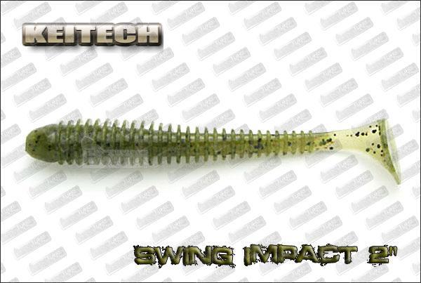 Keitech swing impact 2''