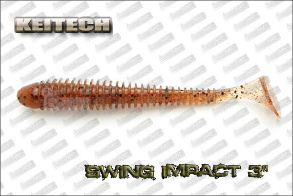 KEITECH Swing Impact 3''