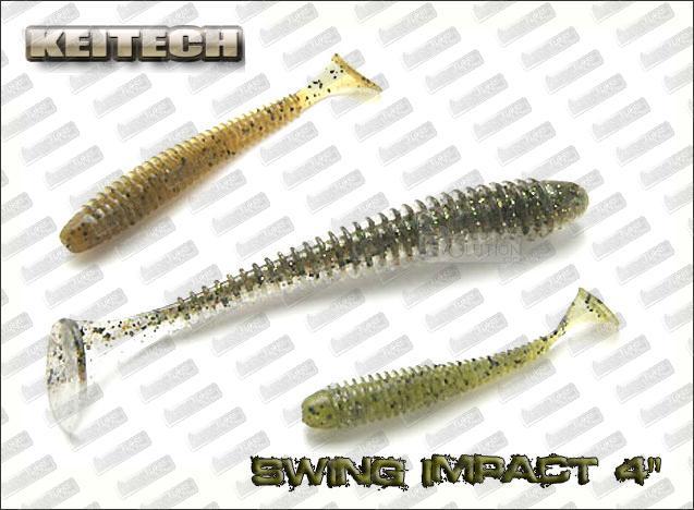 KEITECH Swing Impact 4''