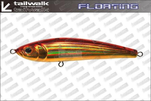 TAILWALK GUNZ Floating 16 cm