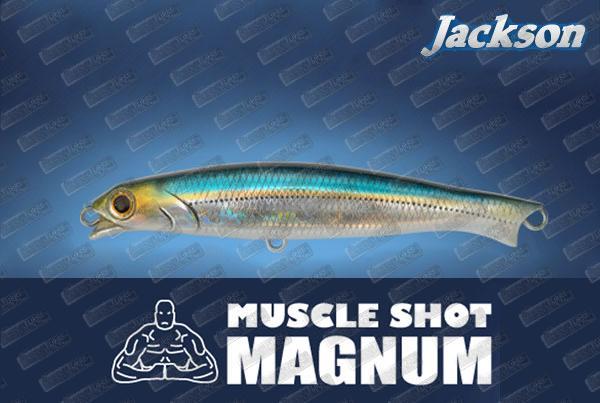 JACKSON Muscle Shot Magnum