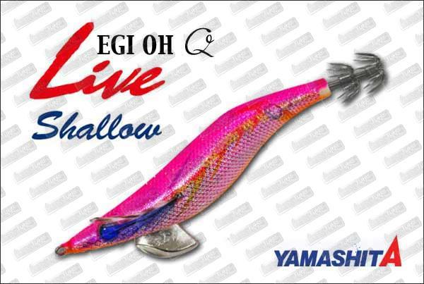 YAMASHITA EGI-Oh Q Live Sen Shallow 3.5