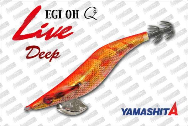 YAMASHITA EGI-Oh Q Live Soku Deep 3.5