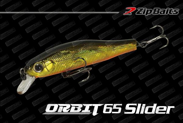 ZIP BAITS Orbit Slider 65