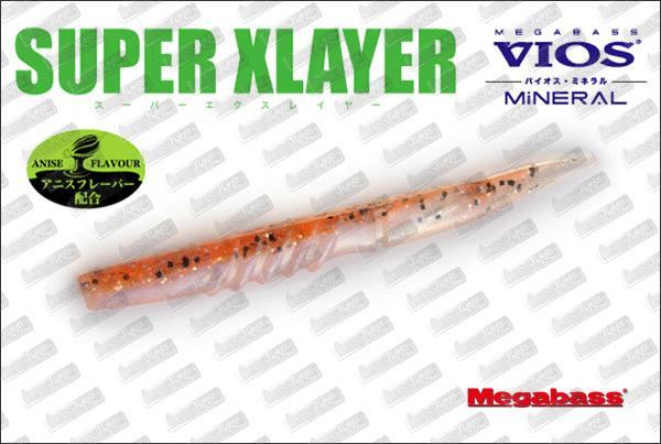 MEGABASS Super XLayer