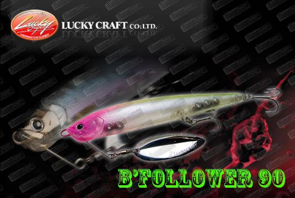 LUCKY CRAFT B'Follower 90