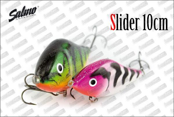 SALMO Slider 10 cm Sinking