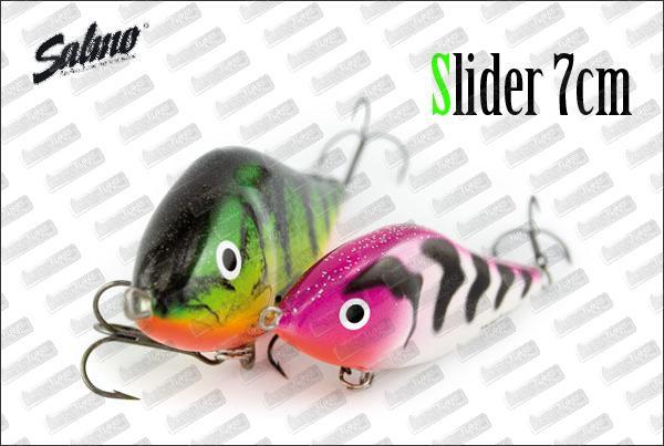 SALMO Slider 7 cm Sinking