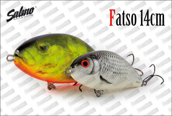 SALMO Fasto 14 cm Sinking