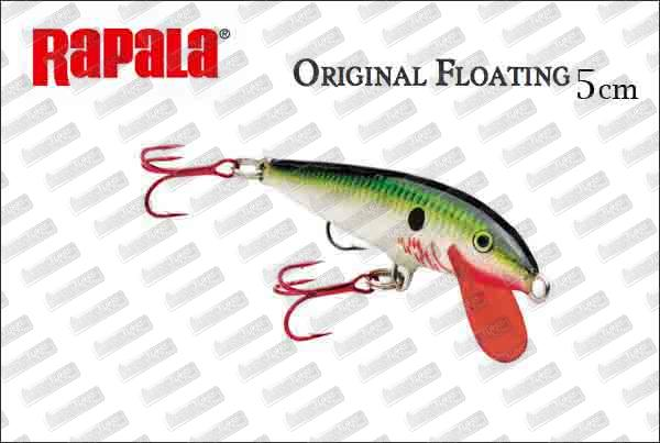 RAPALA Original Flottant 5cm