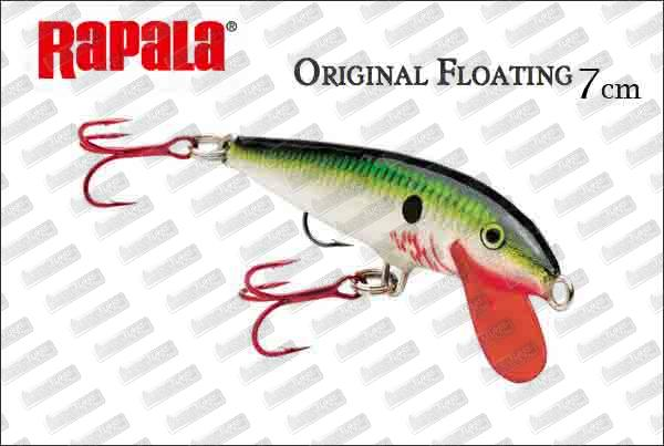 RAPALA Original Flottant 7cm