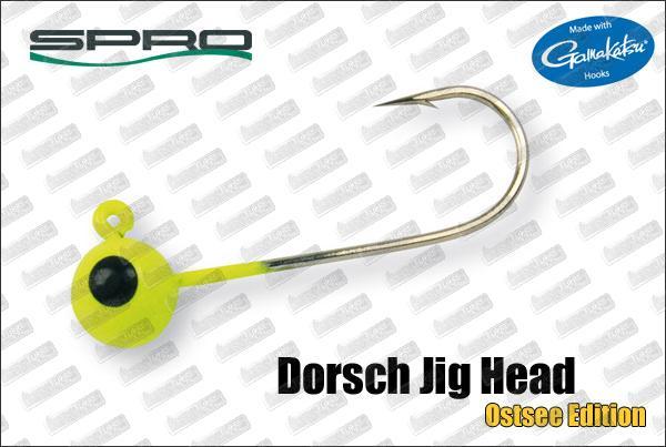 SPRO Dorsch Jig Head ''Ostsee Edition''
