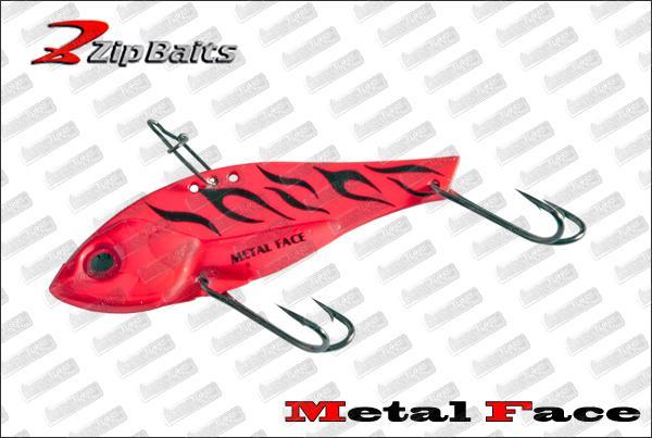 ZIP BAITS Metal Face