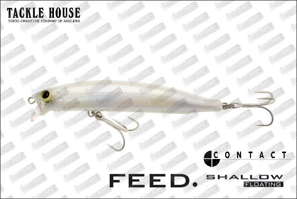 TACKLE HOUSE Feed Shallow 105