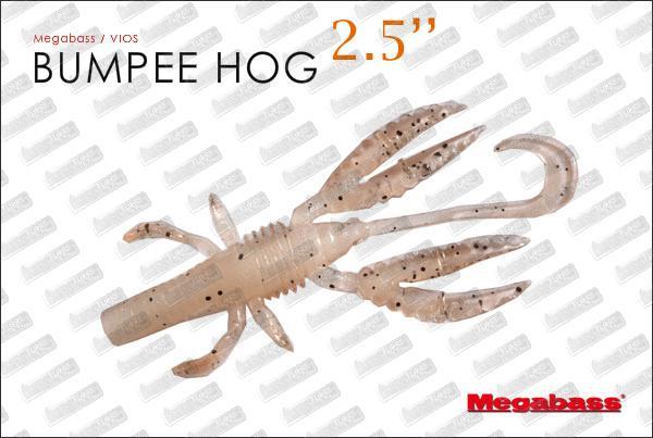 MEGABASS Bumpee Hog 2.5''