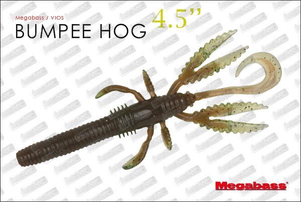 MEGABASS Bumpee Hog 4.5''
