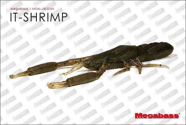 MEGABASS IT Shrimp