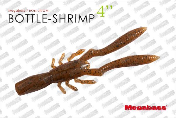 MEGABASS Bottle Shrimp 4