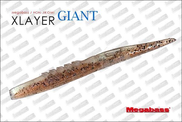 MEGABASS French Giant XLayer