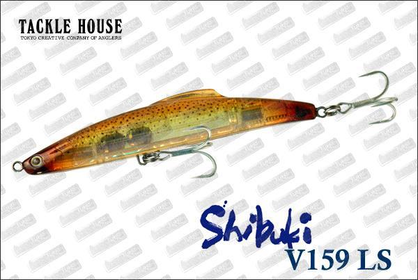 TACKLE HOUSE Shibuki V159 LS