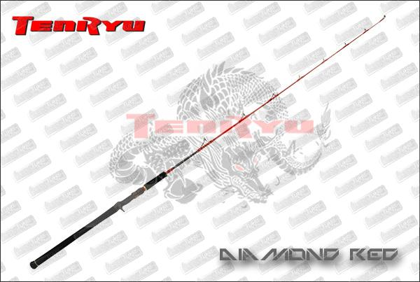 TENRYU Diamond Red