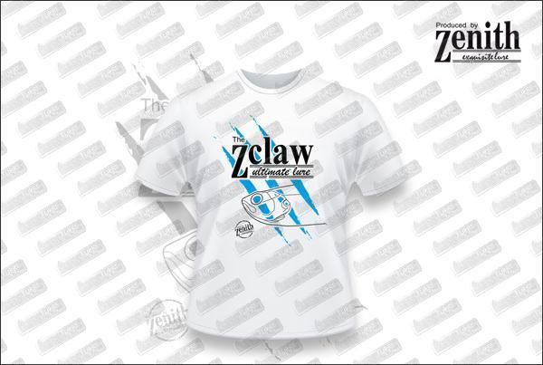 ZENITH Tee Shirt Z-Claw