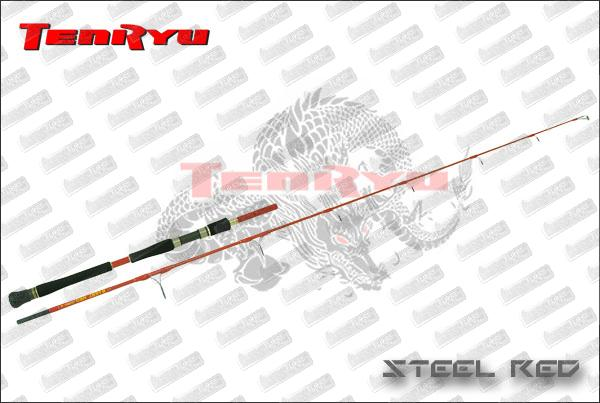 TENRYU Steel Red