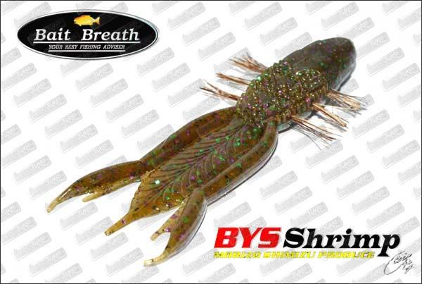 BAIT BREATH Bys Shrimp 4.5''