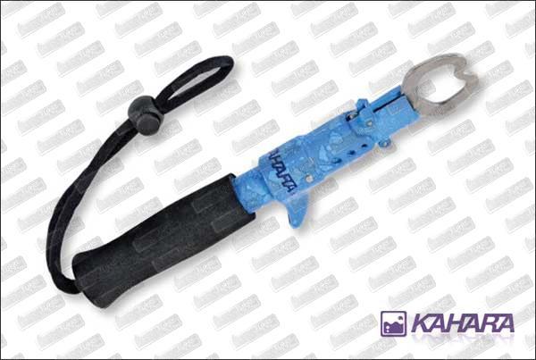 KAHARA KJ Fish Grip #Blue