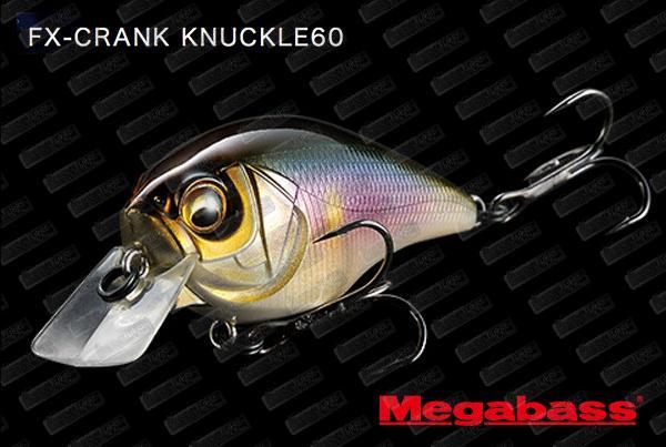 MEGABASS FX-Crank Knuckle 60