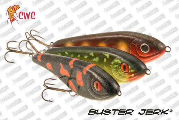 CWC Buster Jerk 150